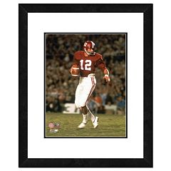 Alabama Crimson Tide Joe Namath Framed 11' x 14' Photo