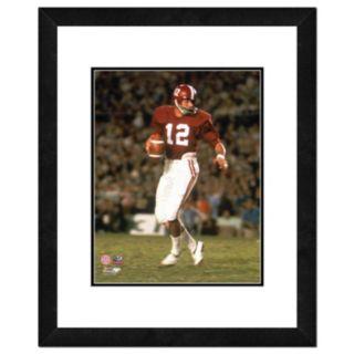 """Alabama Crimson Tide Joe Namath Framed 11"""" x 14"""" Photo"""