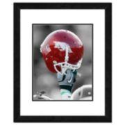 "Arkansas Razorbacks Helmet Framed 11"" x 14"" Photo"