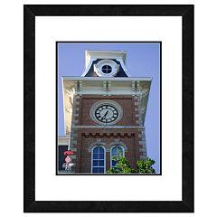Arkansas Razorbacks Building Framed 11' x 14' Photo
