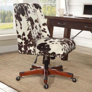 Linon Draper Udder Madness Office Desk Chair