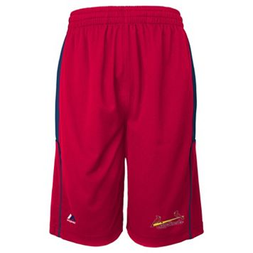 Boys 4-7 Majestic St. Louis Cardinals Batters Choice Shorts