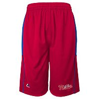 Boys 4-7 Majestic Philadelphia Phillies Batters Choice Shorts