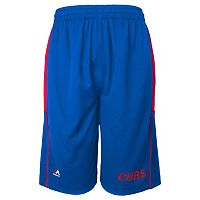 Boys 4-7 Majestic Chicago Cubs Batters Choice Shorts