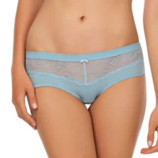 Women's Affinitas Patricia Lace Hipster Panty A1205
