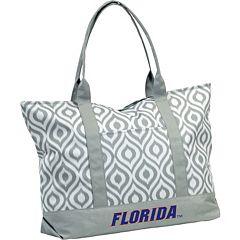 Logo Brand Florida Gators Ikat Tote