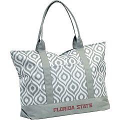 Logo Brand Florida State Seminoles Ikat Tote