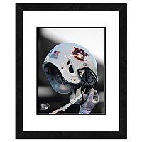 Auburn Tigers Helmet Framed 11