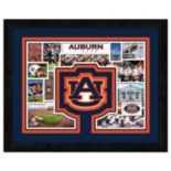 "Auburn Tigers Logo Framed 11"" x 14"" Photo"