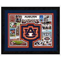 Auburn Tigers Logo Framed 11