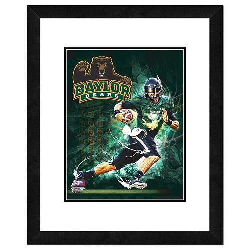 """Baylor Bears Action Shot Framed 11"""" x 14"""" Photo"""