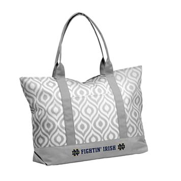 Logo Brand Notre Dame Fighting Irish Ikat Tote