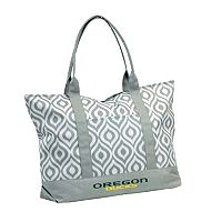 Logo Brand Oregon Ducks Ikat Tote