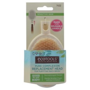 EcoTools Pure Complexion Purifying Back Brush Replacement Head