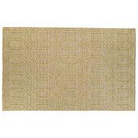 Kaleen Imprints Modern Trellis Wool Rug