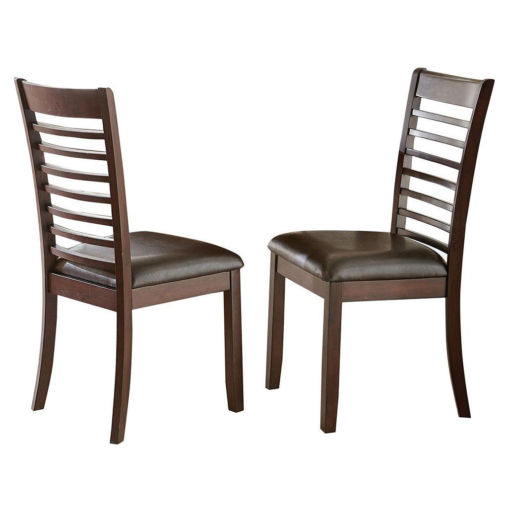 Branton Home Allison Dining Chair 2-piece Set