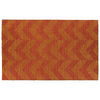 Kaleen Imprints Modern Chevron Wool Rug
