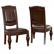 Branton Home Antoinette Dining Chair 2 pc Set