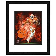 Clemson Tigers Action Shot Framed 11' x 14' Photo