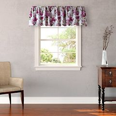 Laura Ashley Lifestyles Lidia Window Valance - 86'' x 18''