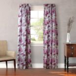 Laura Ashley 2-pack Lifestyles Lidia Window Curtains - 54'' x 87''