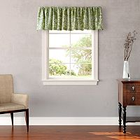 Laura Ashley Lifestyles Rowland Window Valance - 86'' x 18''