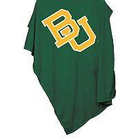Logo Brand Baylor Bears Sweatshirt Blanket