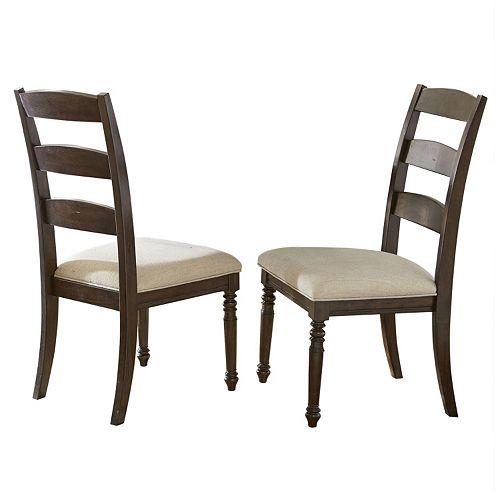 Branton Home Bennett Dining Chair 2-piece Set