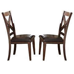 Branton Home Clapton Dining Chair 2-piece Set