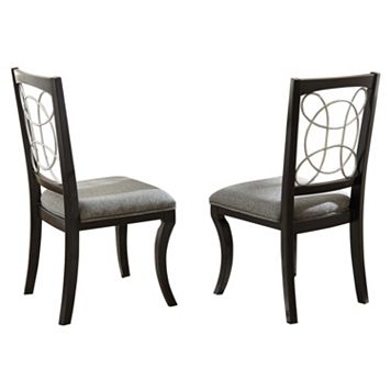 Branton Home Cayman Dining Chair 2-piece Set