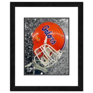 "Florida Gators Helmet Framed 11"" x 14"" Photo"