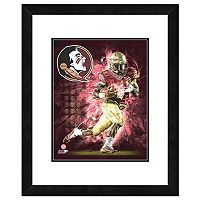 Florida State Seminoles Action Shot Framed 11