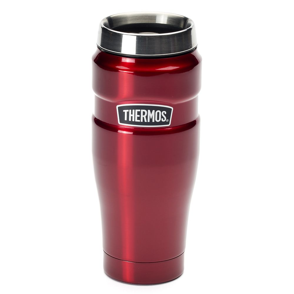Thermos 16-oz  Stainless Steel Vacuum Travel Mug