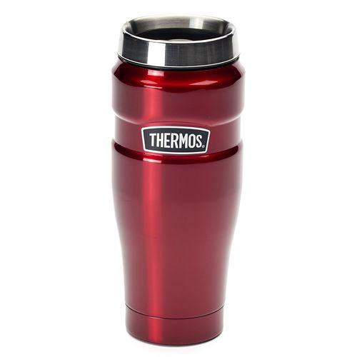 Thermos 16-oz. Stainless Steel Vacuum Travel Mug