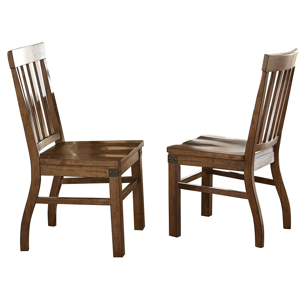 Branton Home Hailee Dining Chair 2-piece Set