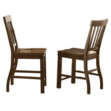 Branton Home Hailee Counter Chair 2-piece Set