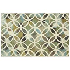 Mohawk® Home Random Symmetry Geometric Rug