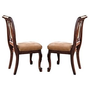 Branton Home Harmony Dining Chair 2-piece Set