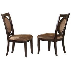 Branton Home Montblanc Chair 2-piece Set