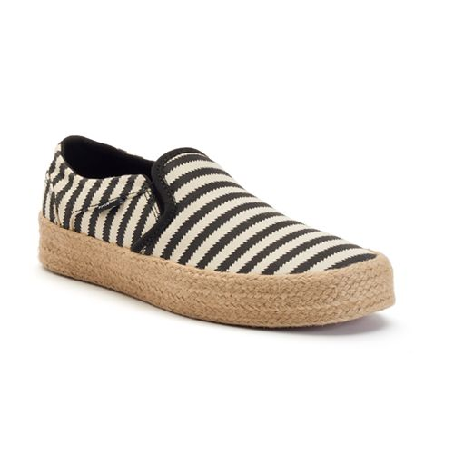 41dccc3c29f Vans Asher Women s Espadrille Slip-On Shoes