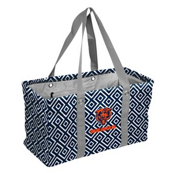 Logo Brand Chicago Bears Diamond Picnic Caddy