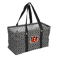 Logo Brand Cincinnati Bengals Diamond Picnic Caddy