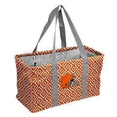 Logo Brand Cleveland Browns Diamond Picnic Caddy