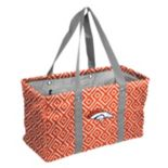 Logo Brand Denver Broncos Diamond Picnic Caddy