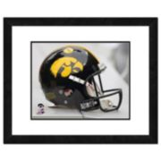 "Iowa Hawkeyes Helmet Framed 11"" x 14"" Photo"