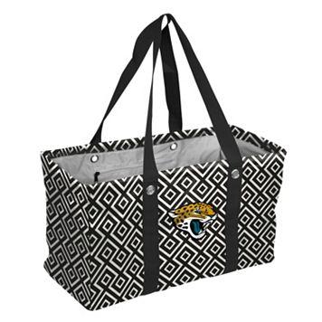 Logo Brand Jacksonville Jaguars Diamond Picnic Caddy