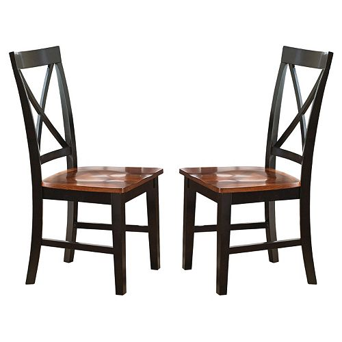 Branton Home Kingston Dining Chair 2-piece Set