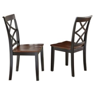 Branton Home Rani Dining Chair 2-piece Set