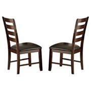 Branton Home Sao Paulo Dining Chair 2 pc Set
