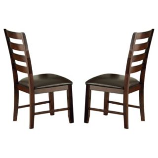 Branton Home Sao Paulo Dining Chair 2-piece Set